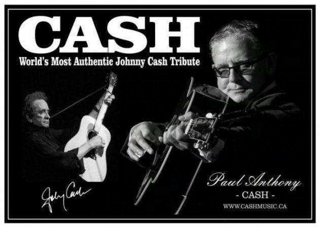 World's Most Authentic Johnny Cash Tribute